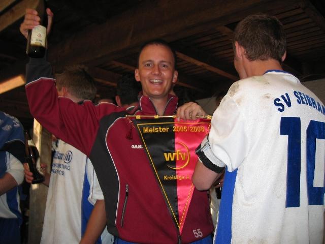 Meisterfeier 2006