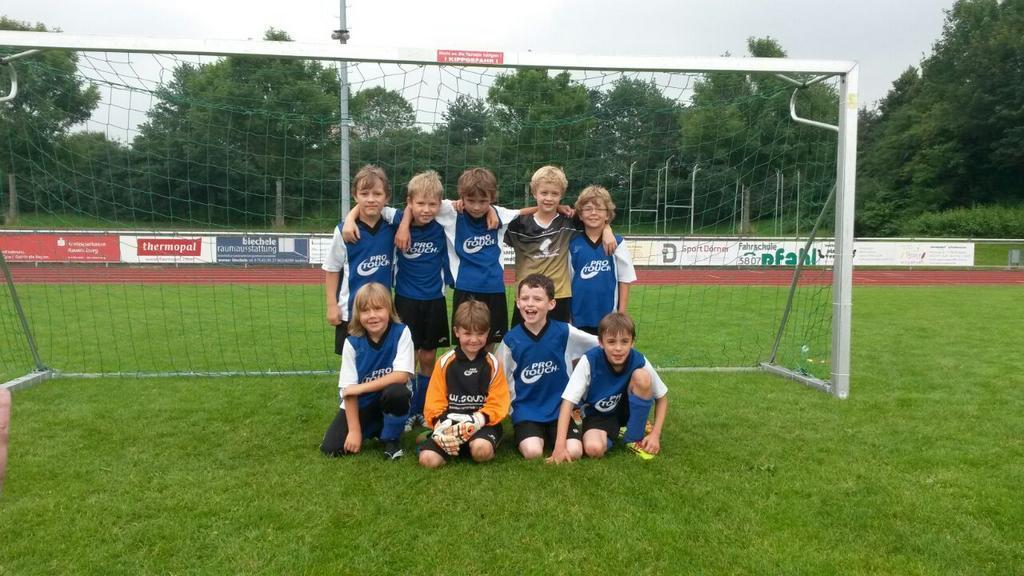 F-Jugend Mini WM 2014